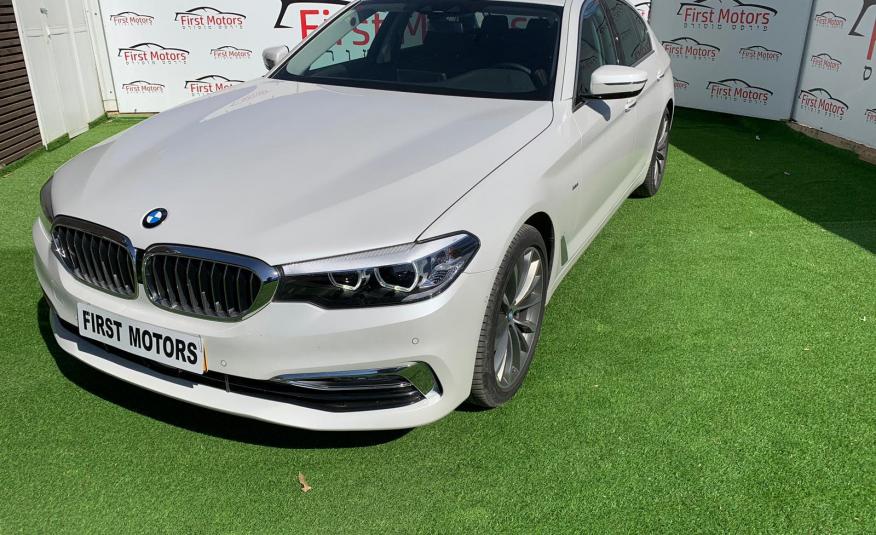 BMW 540 אקסליוסיב